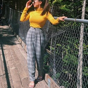 Pants - Grey Trousers